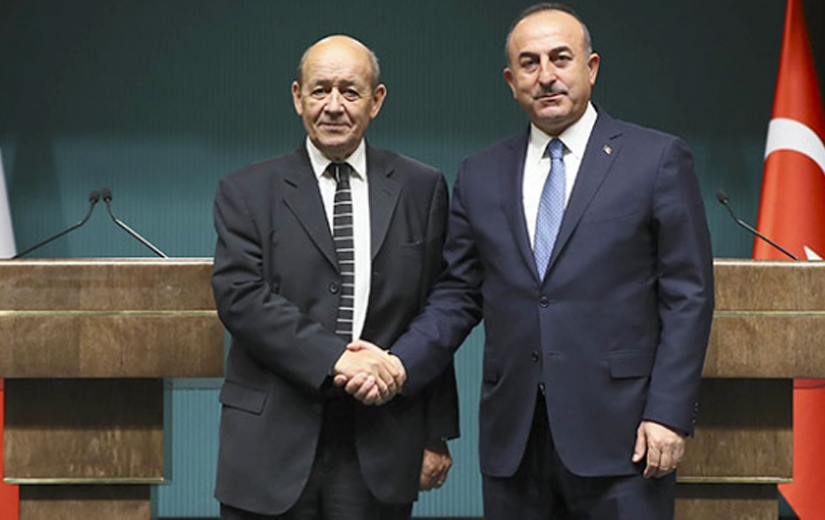 Photo of Թուրքիայի և Ֆրանսիայի արտգործնախարարները հեռախոսազրույց են ունեցել