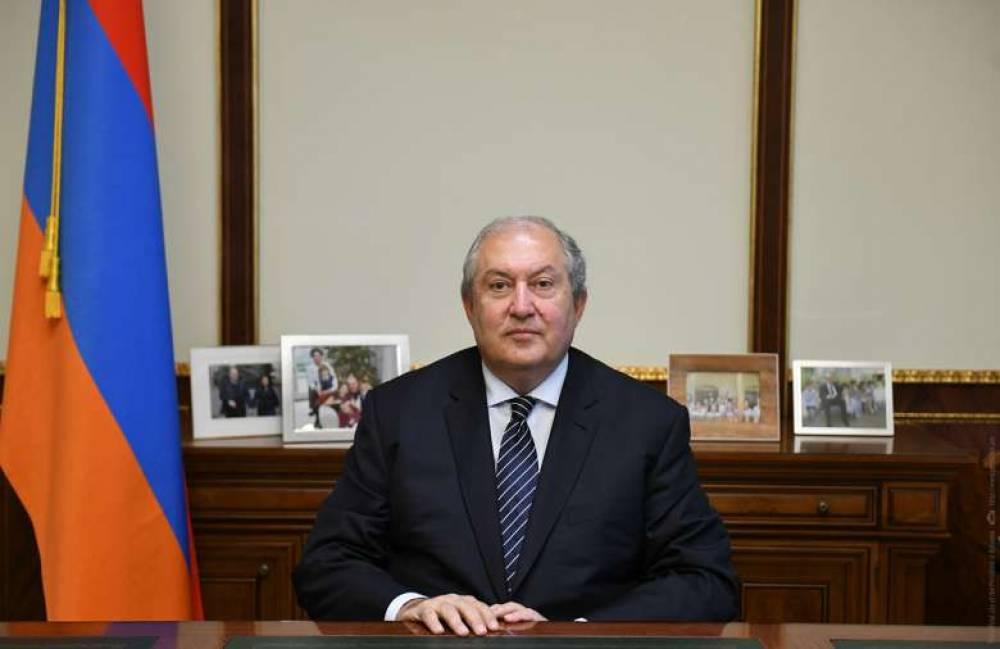 Photo of Օնիկ Գասպարյանին ազատելու հարցը վարչապետի իրավասությունների շրջանակում է. ՀՀ նախագահ