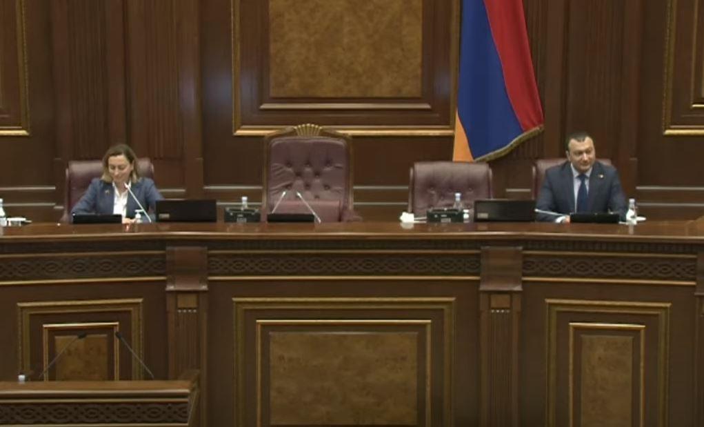Photo of Ազգային ժողովը շարունակում է քննարկել կառավարության զեկույցը. ՈՒՂԻՂ