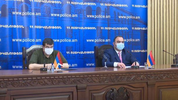 Photo of Արցախի նախագահը հետմահու պարգևատրել է ՀՀ ոստիկանության 70 ծառայողի