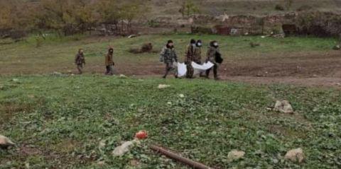 Photo of Հայկական կողմին են փոխանցել` նախնական տվյալներով ևս մեկ հայ զինծառայողի աճյուն
