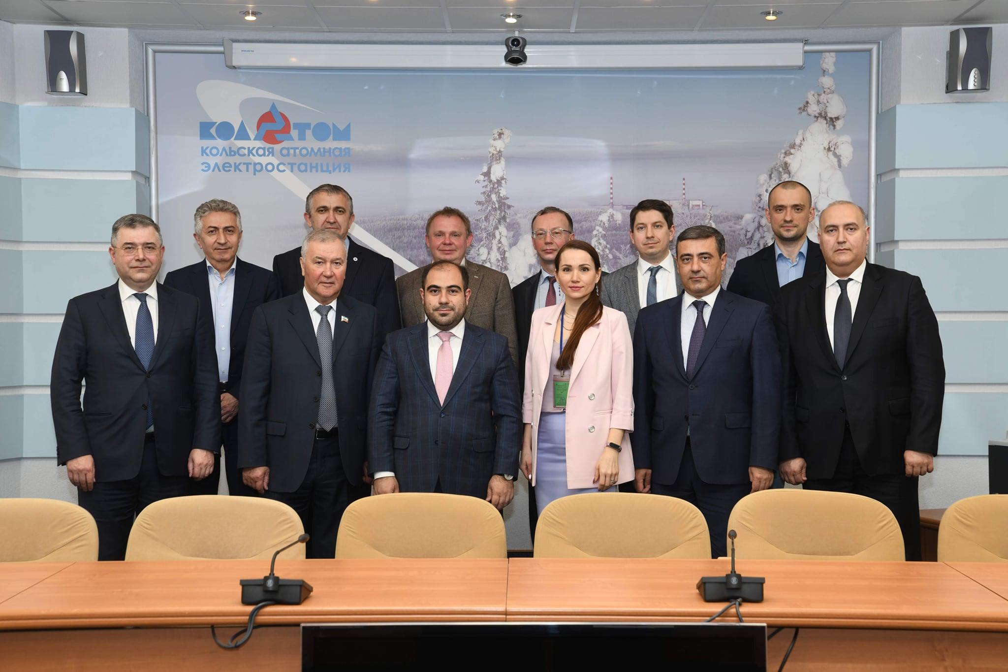 Photo of Հայաստանի պատվիրակությունն այցելեց Կոլայի ԱԷԿ ՝ ուսումնասիրելու կայանների շահագործման ժամկետը կրկնակի երկարաձգման փորձը