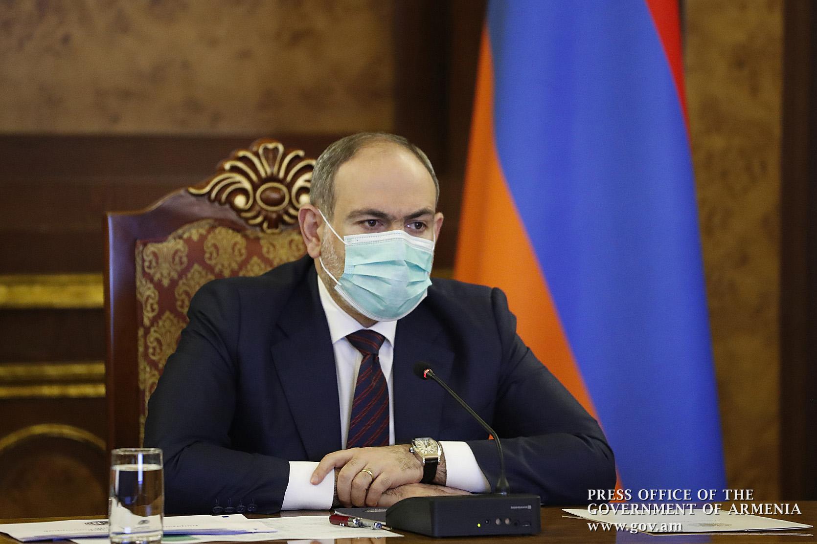 Photo of Վարչապետ Փաշինյանն ընդունել է ՌԴ փոխվարչապետ Ալեքսեյ Օվերչուկին