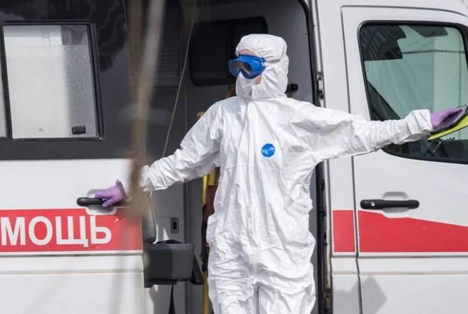 Photo of В России выявили 8 294 случая заражения коронавирусом за сутки