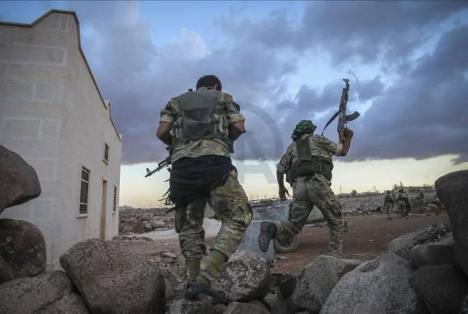 Photo of Еще одно доказательство участия террористов в войне против Арцаха: акция протеста в Африне