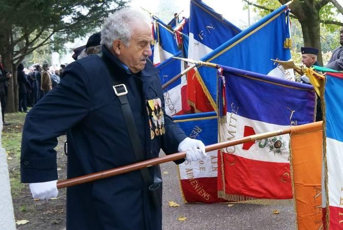 Photo of Умер знаменосец Национальной ассоциации армянских ветеранов и борцов Сопротивления Ашот Шмавонян