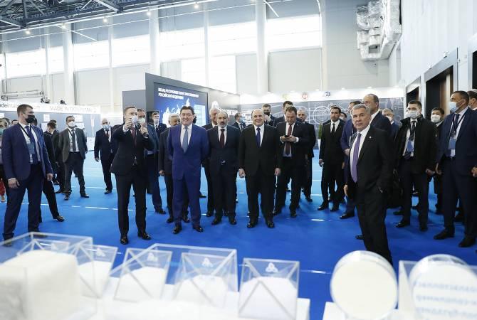 Photo of Пашинян посетил инновационный городок Иннополис в Казани