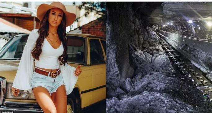 Photo of Իսկական կինը միշտ կին է մնում, նույնիսկ երբ աշխատում է հանքավայրում