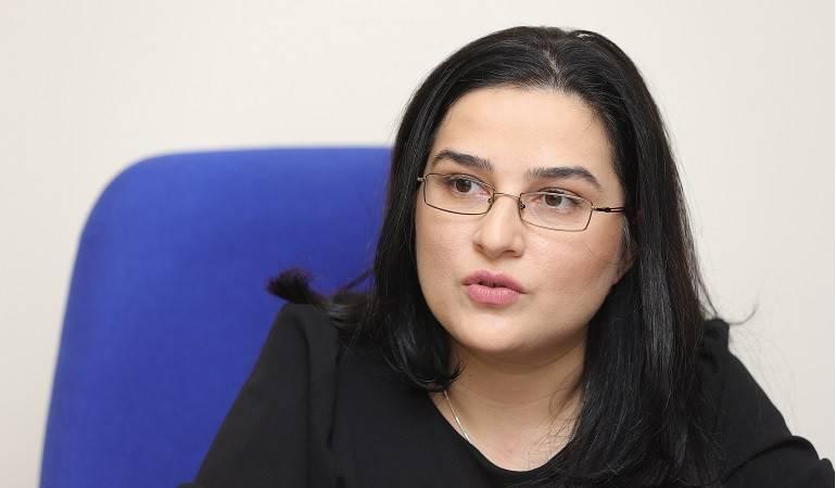 Photo of Отныне я не исполняю обязанностей пресс-секретаря МИД Республики Армения: Анна Нагдалян
