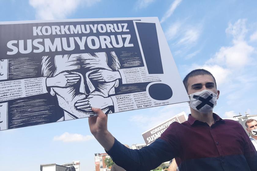 Photo of Թուրքիան 180 երկրների շարքում մամուլի ազատության ցուցանիշով 153-րդն է