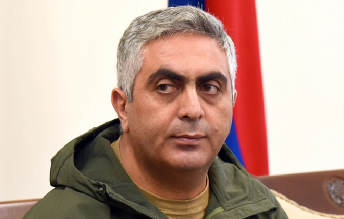 Photo of Արծրուն Հովհաննիսյանն ազատվել է պաշտոնից