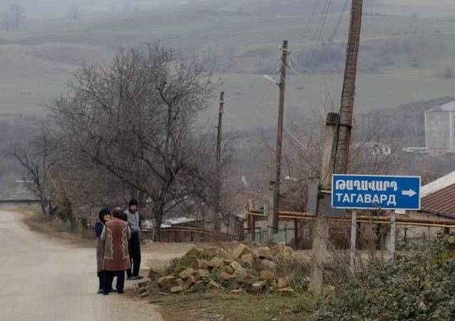 Photo of «Если армяне будут выселены из этих нескольких сел: Сарушена, Шоша, Тагаварда и Кармир шука, у азербайджанцев больше не будет проблем с присвоением этой дороги»