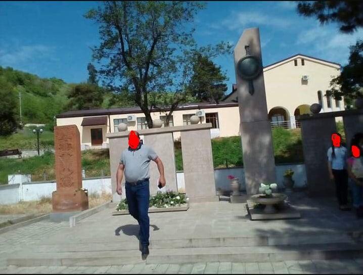 Photo of Ադրբեջանը շարունակում է կռվել քարերի դեմ. պղծվել են խաչքարեր
