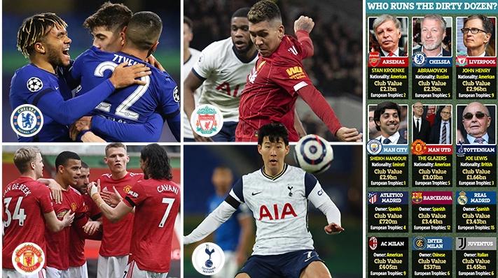 Photo of Անգլիական ակումբները ստիպված կլինեն լքել ԱՊԼ-ն, եթե մասնակցեն Սուպերլիգային