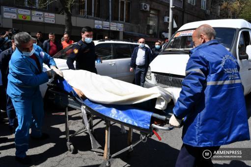 Photo of Երթուղային միկրոավտոբուսի մեջ սպանություն կատարած անձի ինքնությունը պարզվել է