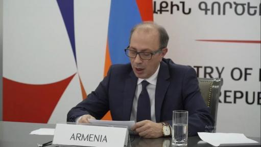 Photo of Հայաստանը ստանձնել է ԵԱՀԿ Անվտանգության համագործակցության ֆորումի նախագահությունը