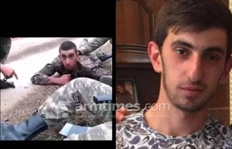 Photo of Ադրբեջանցիները սպանել են գերեվարված հայ զինվորին. դին ճանաչվել է ԴՆԹ եռակի հետազոտության արդյունքում. armtimes.com