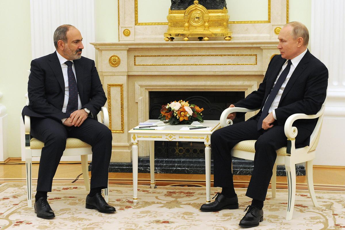 Photo of Премьер-министр Пашинян и президент Путин обсудили ряд вопросов армяно-российских стратегических отношений