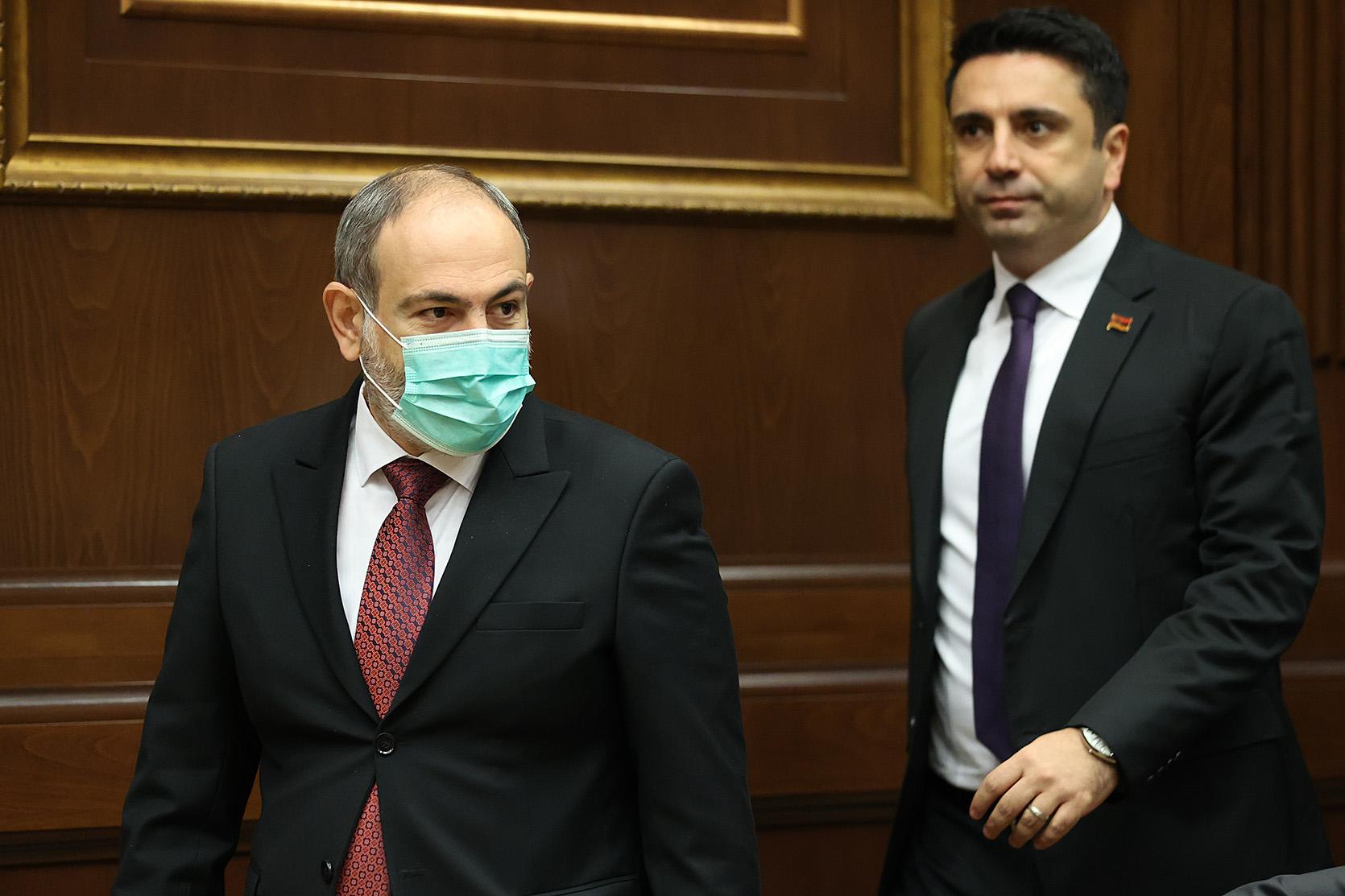 Photo of «Никол Пашинян пытается не упустить повод, чтобы опровергнуть выдвинутые против него обвинения и, в свою очередь, озвучить обвинения». Политический комментатор А. Бадалян
