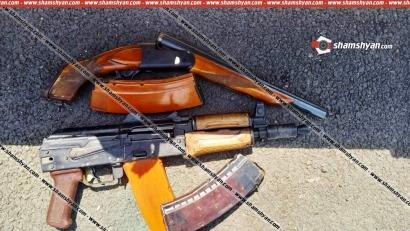 Photo of Երեւանում կրակոցներ արձակած և վնասազերծված տղամարդը ձերբակալվել է. հայտնաբերվել է մեծ քանակի զենք-զինամթերք