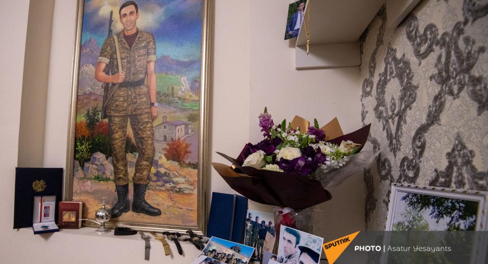 Photo of «Տղաս ո՜նց կցնծար հիմա». հերոսաբար զոհված Հրայրի մահից 6 ամիս անց ծնվել է նրա առաջնեկը