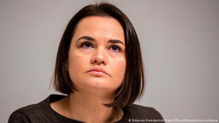 Photo of В Беларуси заблокировали банковский счет Светланы Тихановской