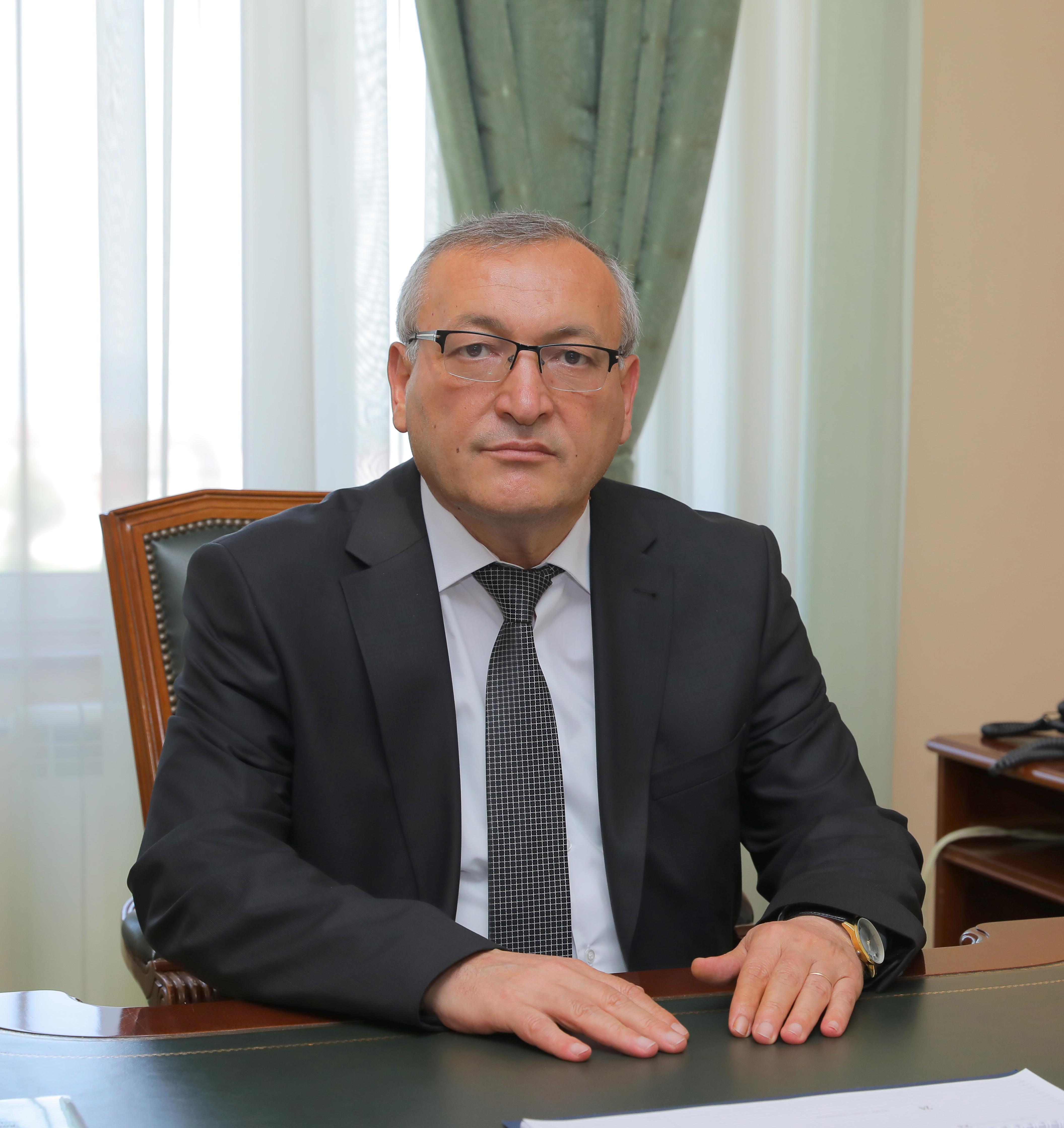 Photo of Արցախի Հանրապետության Ազգային ժողովի նախագահ Արթուր Թովմասյանը ողջունել է ԵԱՀԿ Մինսկի խմբի համանախագահների ապրիլի 13-ի հայտարարությունը