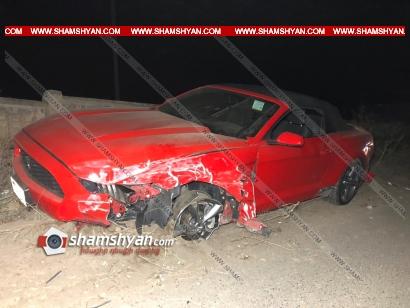 Photo of Խոշոր ավտովթար Երևանում. բախվել են Ford-ն ու թիվ 72 երթուղին սպասարկող ГАЗель-ը. վերջինս կողաշրջվել է. կա վիրավոր