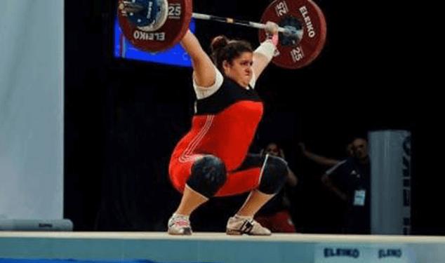 Photo of Тяжелоатлетка Арпине Далалян — 4-я  на чемпионате Европы