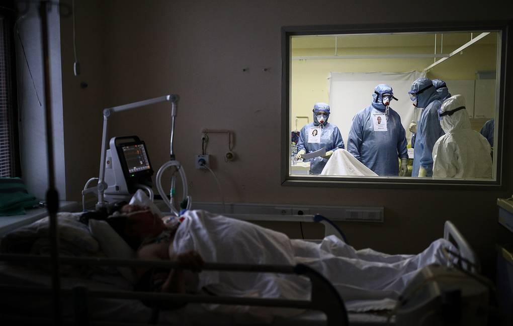 Photo of В России выявили 8 944 случая заражения коронавирусом за сутки