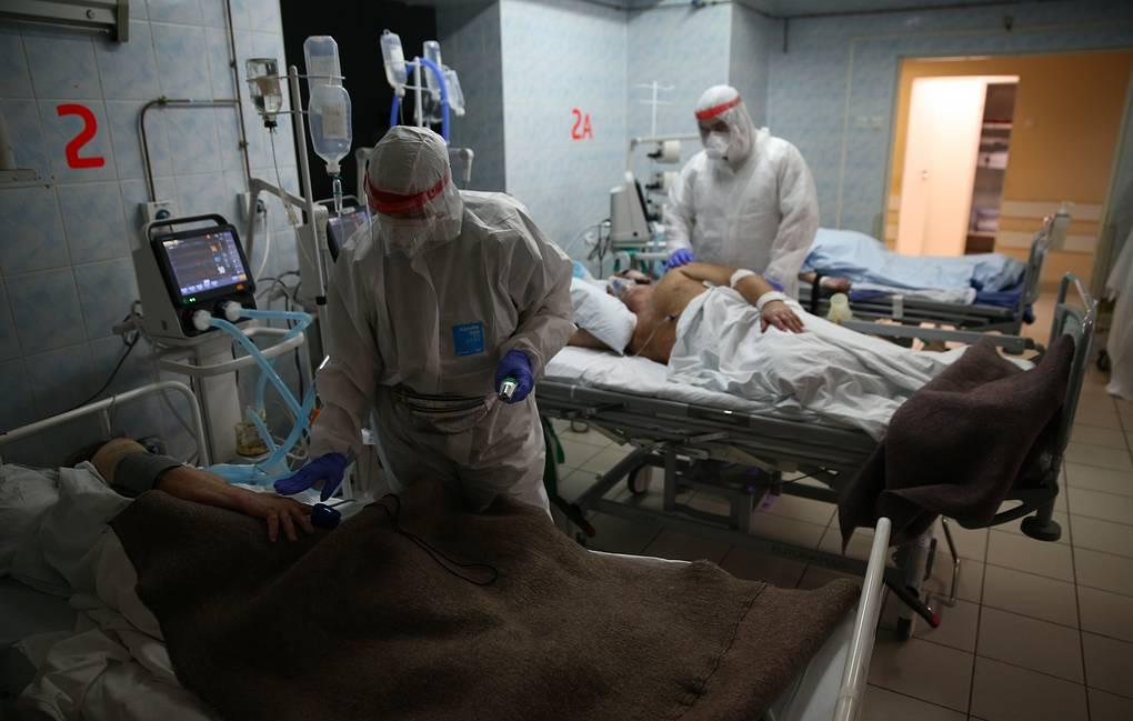 Photo of В России выявили 8 271 случай заражения коронавирусом за сутки