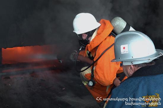 Photo of Հրդեհների դեպքերն աճել են. ԱԻՆ-ը հորդորում է պահպանել անվտանգության կանոնները