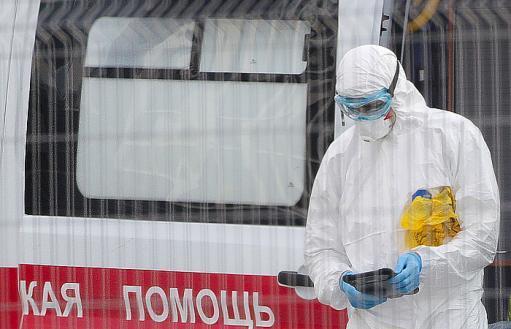Photo of За один день в России выявили 9021 случай COVID-19
