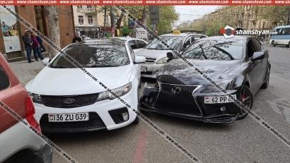 Photo of Նոր մանրամասներ Երևանում տեղի ունեցած շղթայական ավտովթար-վրաերթից. պարզվել է վարորդների և վիրավորների ինքնությունը