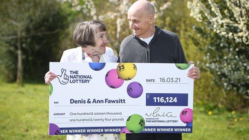 Photo of Տանը մոռացած ակնոցը 80-ամյա թոշակառուին օգնել է վիճակախաղում շահել 116.000 ֆունտ սթերլինգ