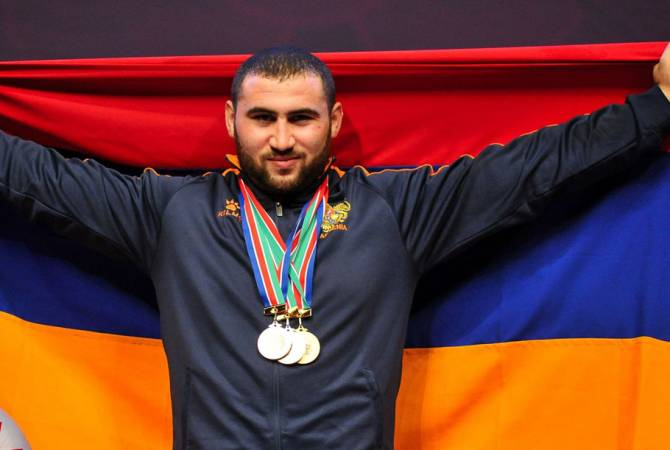 Photo of Чемпиону мира по тяжелой атлетике Симону Мартиросяну предъявлено обвинение