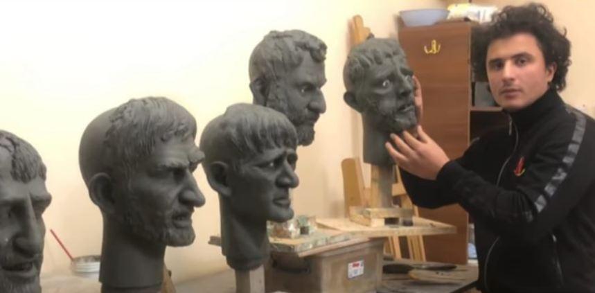 Photo of Արձանների պատվերը տվել է անձամբ Բաքվի բռնապետը. Կ. Հովհաննիսյան