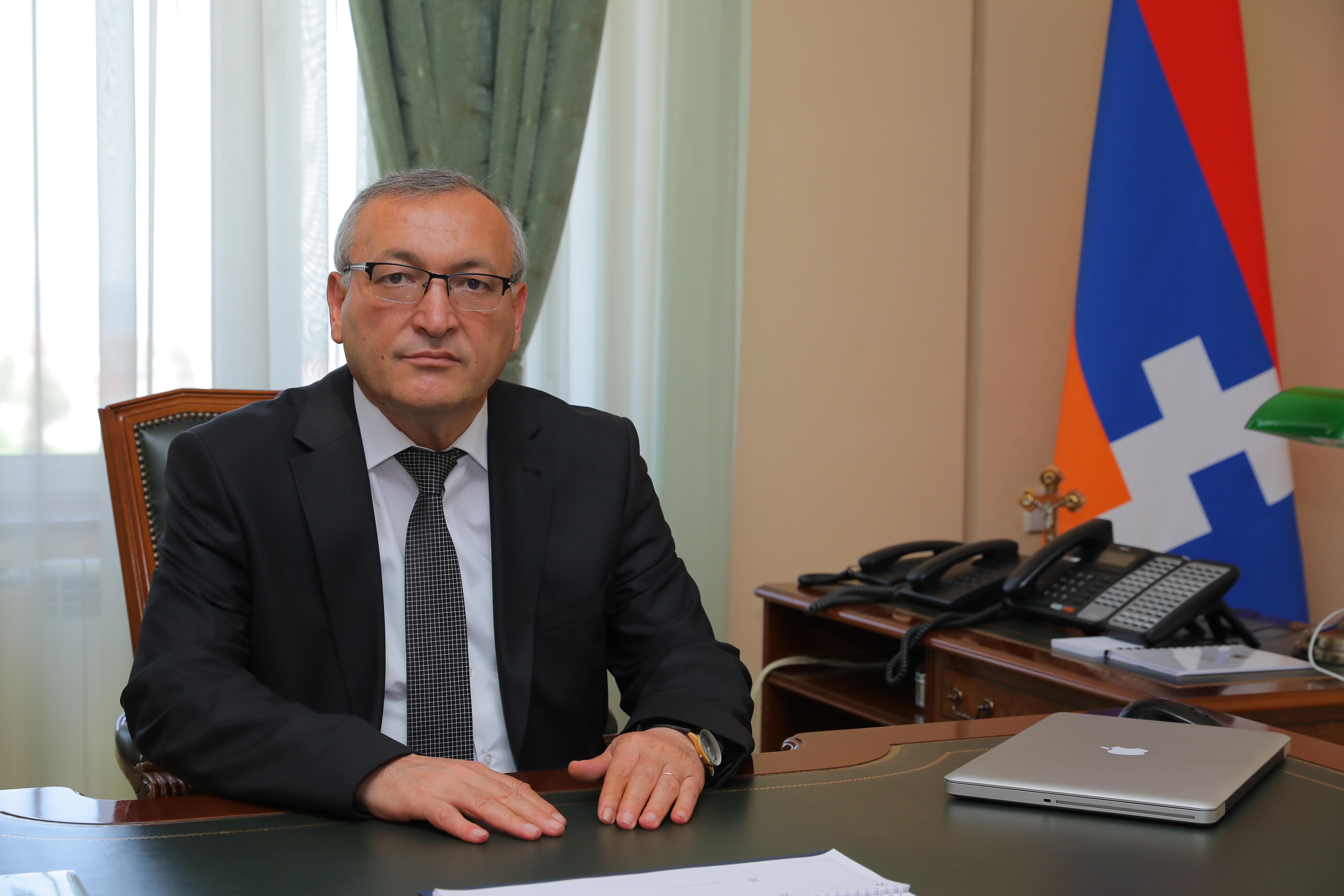 Photo of ԱՀ ԱԺ նախագահ Արթուր Թովմասյանը դատապարտել է Ադրբեջանի հերթական հայատյաց քաղաքականությունը