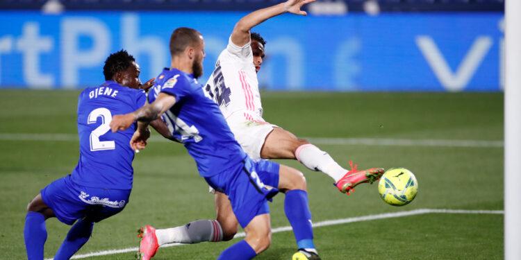Photo of Ռեալը միավորներ կորցրեց Խետաֆեի դեմ խաղում