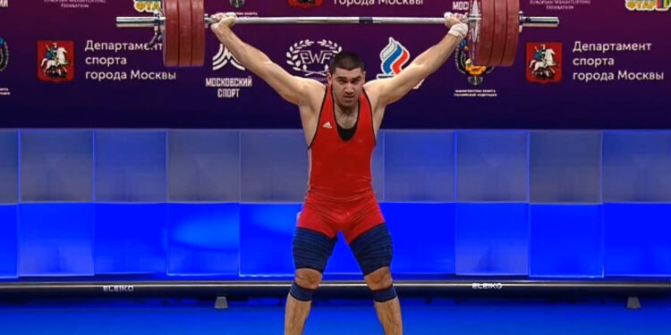 Photo of Карен Авагян — чемпион Европы