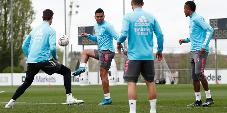 Photo of Ռեալի հայտացուցակն Էյբարի հետ խաղի համար