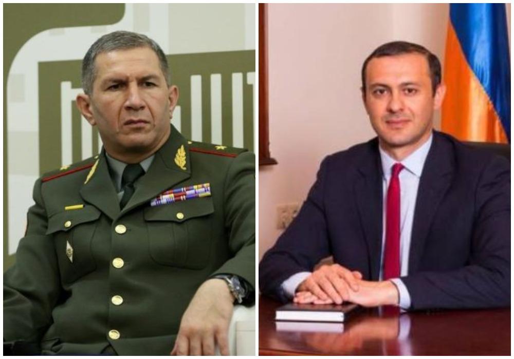 Photo of Он лжет. Секретарь Совбеза о заявлениях Оника Гаспаряна