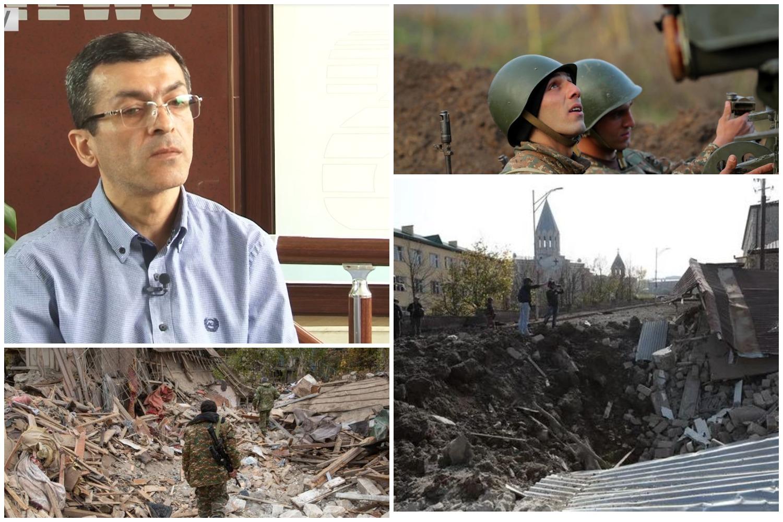 Photo of «7 ноября Степанакерт эвакуировали, ребят бросили в мясорубку, осудили на заклание». Адвокат Араик Папикян рассказал эксклюзивные подробности войны