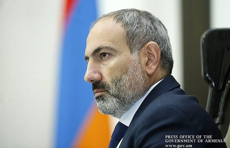 Photo of Никол Пашинян провел телефонный разговор с президентом МККК Петером Маурером