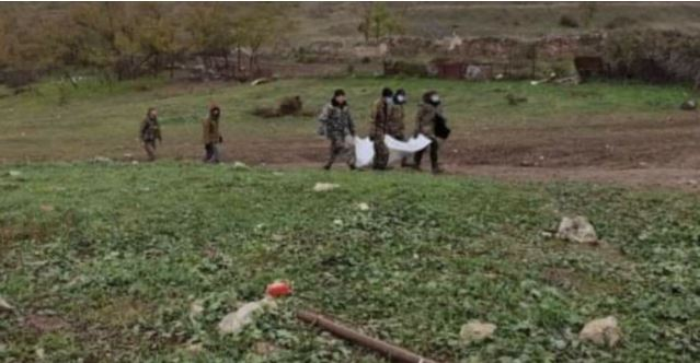Photo of Որոնողական աշխատանքների ընթացքում, այսօր Արցախի փրկարարները Վարանդայի(Ֆիզուլի) շրջանից հայտնաբերել են ևս 2 աճյուն
