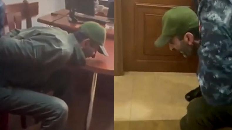 Photo of «Красные береты вошли в дом; на глазах у моей матери, сестры, жены и детей брата подняли больного человека с постели и увезли в Ереван». Глава Шурнуха