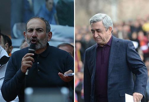 Photo of Սերժ Սարգսյանը՝ Նիկոլ Փաշինյանի ձերբակալության մասին