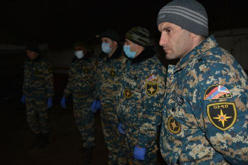 Photo of ГСЧС Арцаха: Поиск тел погибших военнослужащих 6 апреля в Гадрутском районе не дал результатов