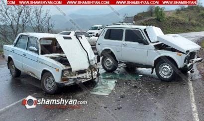Photo of На участке Горис-Капан в Армении произошла крупная авария, пострадали 6 человек