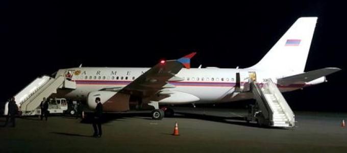 Photo of Նիկոլ Փաշինյանը Կազանից Երեւան է վերադառնում այլ ինքնաթիռով